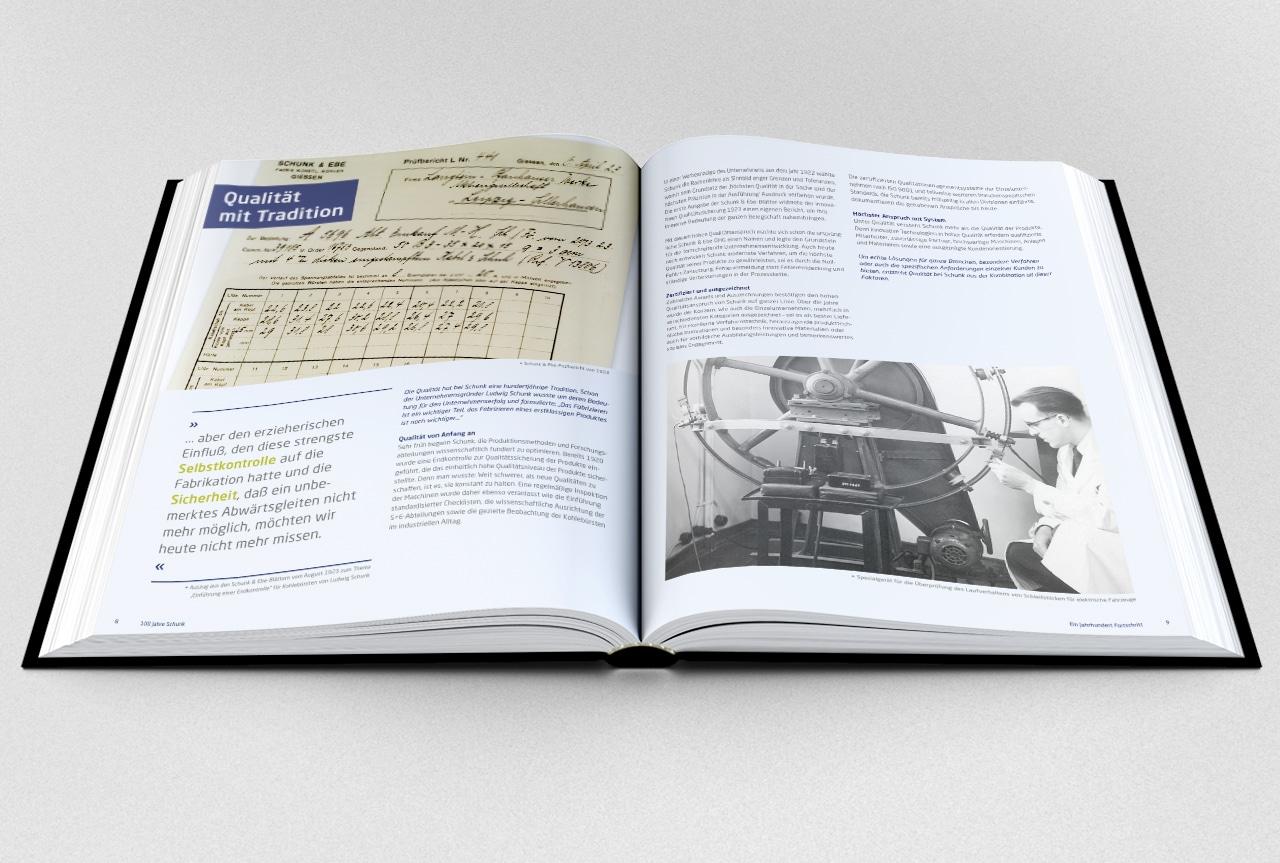 intonic werbeagentur schunk jubilaeumsbuch 2013